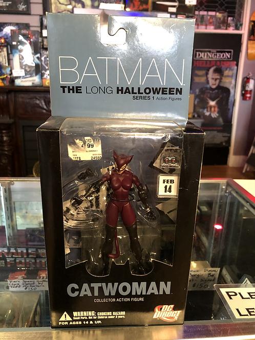Catwomen - Batman The Long Halloween DC