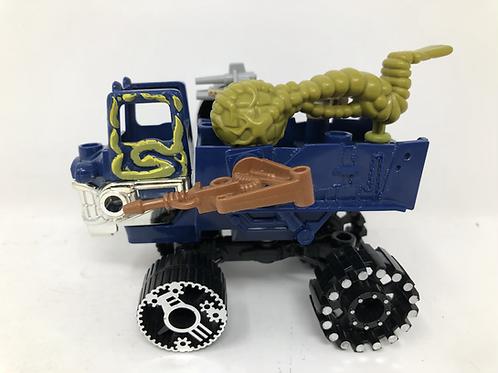 Wheeled Warriors KO Cruiser Mattel