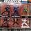 Thumbnail: GIJOE Diecast Metal Figures 6 Piece Set