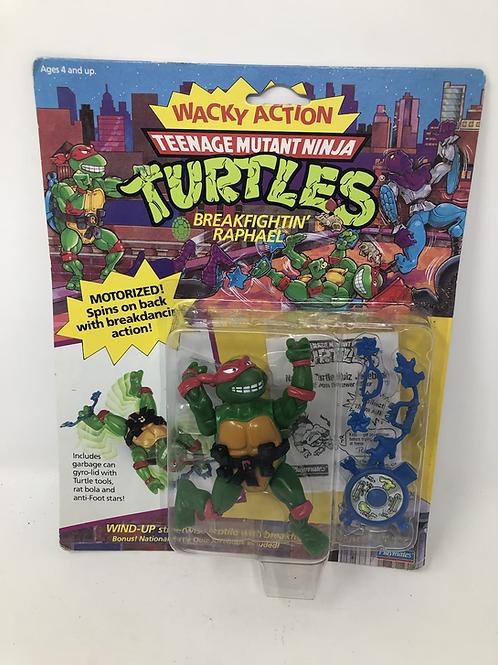 Tmnt Teenage Mutant Ninja Turtles Breakfightin' Raphael Playmates