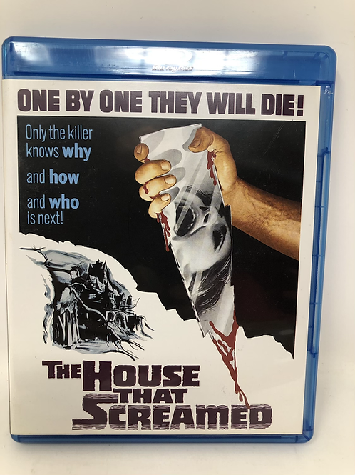 The House That Screamed Blu Ray