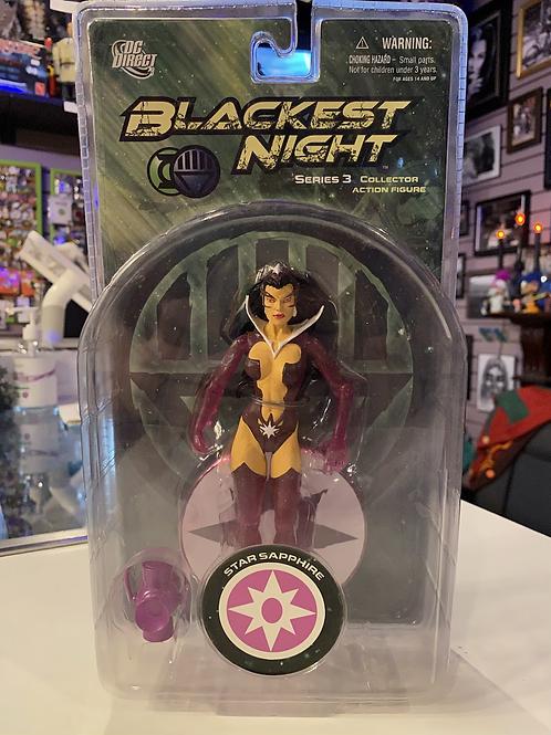 Blackest Night Star Sapphire DC