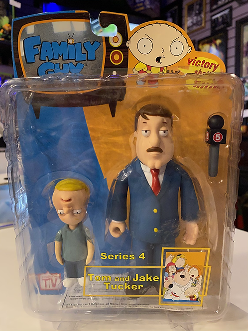 Family Guy Tom with Jake Mezco