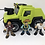 Thumbnail: Imagine TT Lost Creatures Jeep and 3 Figures