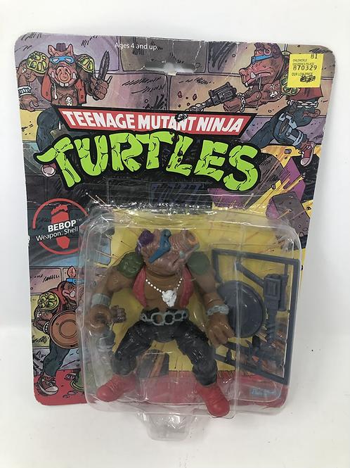Tmnt Teenage Mutant Ninja Turtles Bebop 1988 Vintage Playmates