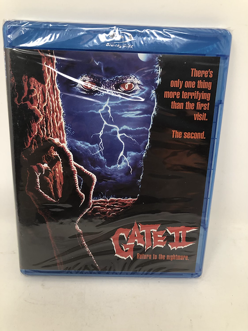 Gate II Blu Ray Scream Factory