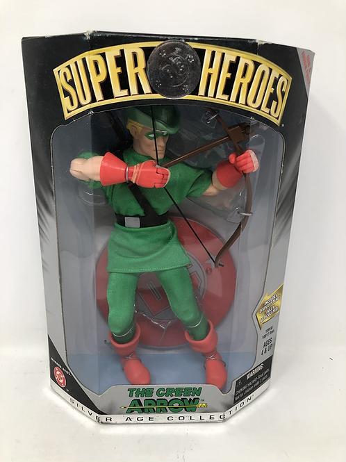 "DC Super Heroes 8"" Green Arrow Hasbro"
