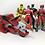 Thumbnail: Power Rangers Figure and Vehicle lot