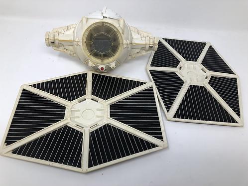 Star Wars Kenner White Vintage Tie Fighter Parts