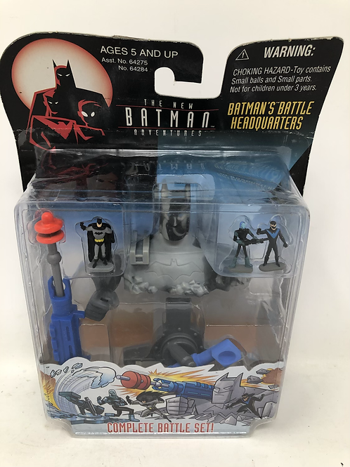 DC Batman Battle Headquarters Set Kenner