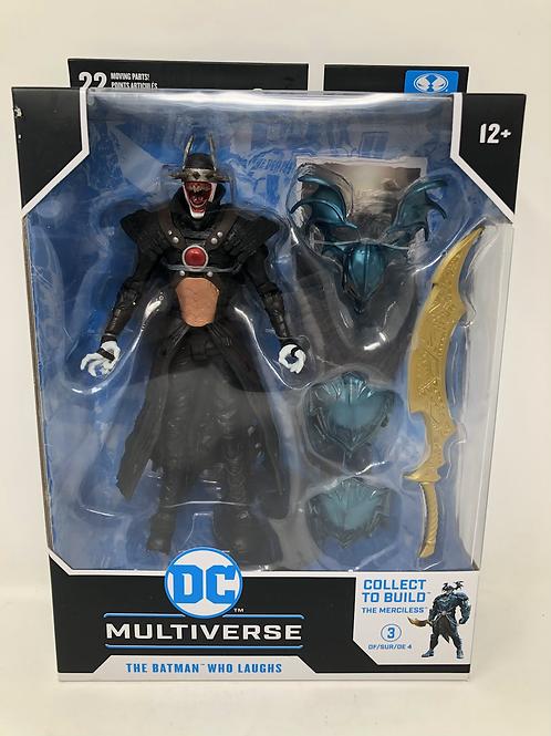 "DC Batman Who Laughs Tyrant Wings McFarlane 7"" Figure"