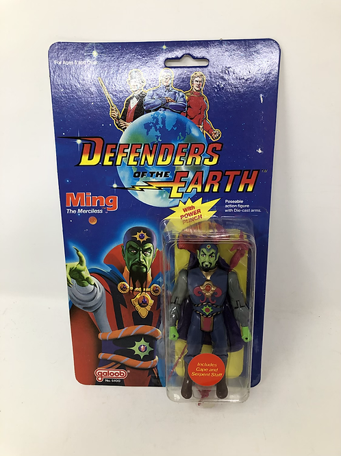 Vintage Defenders of the Earth Ming Galoob