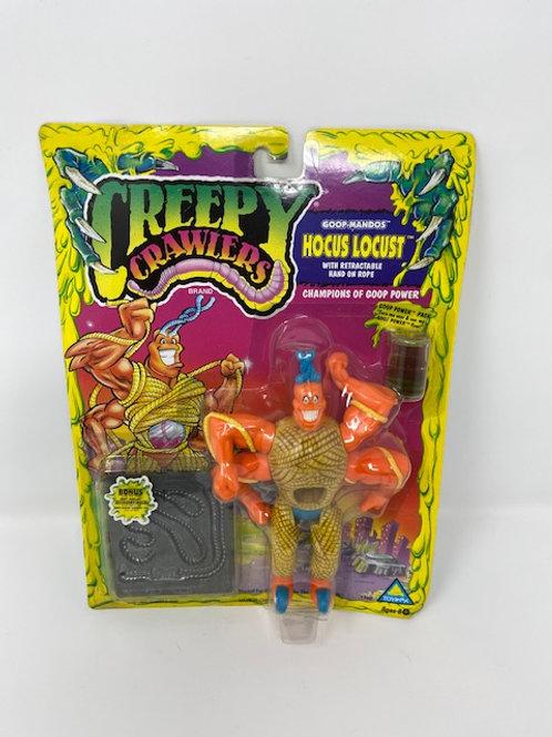 Creepy Crawlers Hocus Locust 1994 Toymax