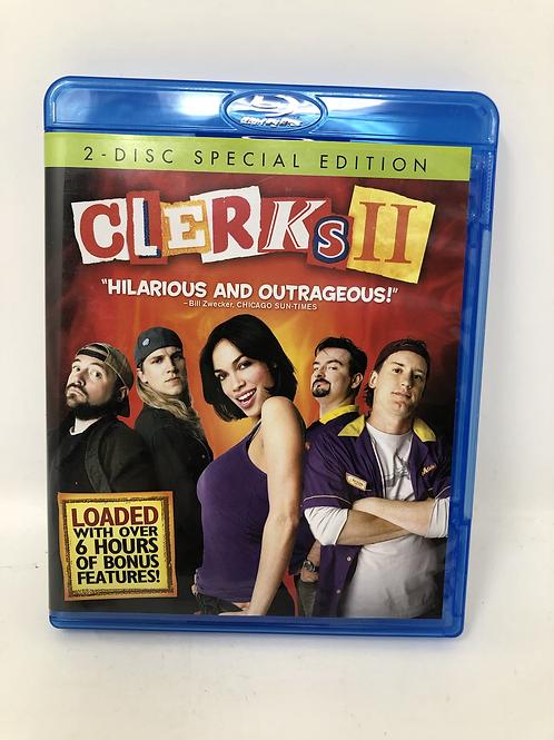 Clerks 2 Double Disc Blu Rays