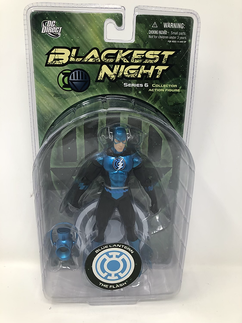 Blackest Night Blue Lantern Flash