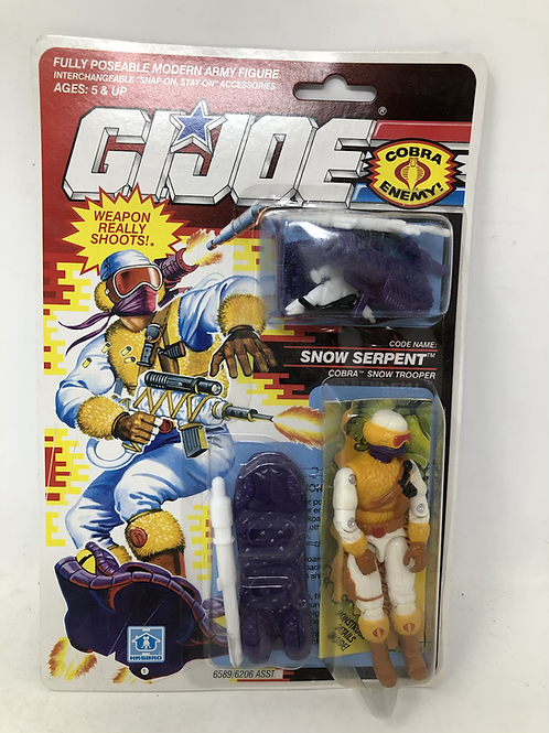 GIJOE 1990 Snow Serpent Hasbro