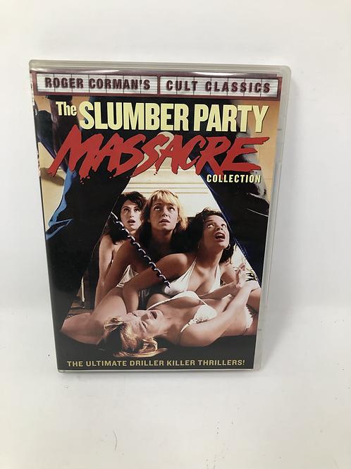 Slumber Party Massacre 3 Movie DVD Collection