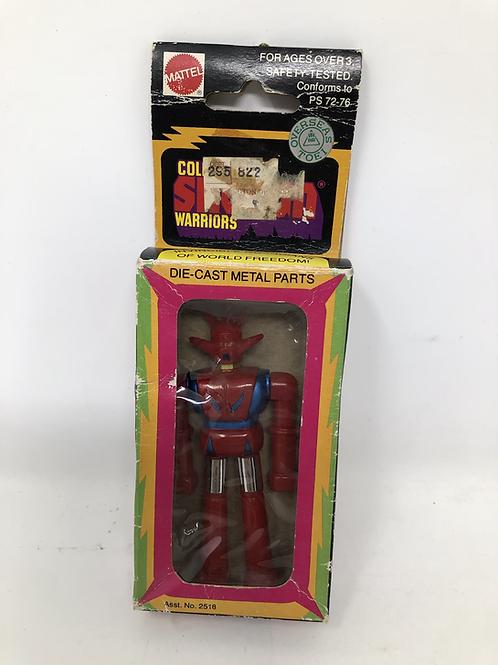 Dragun Collector's Shogun Warrior Diecast Mattel