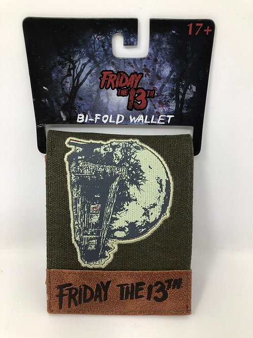 Friday the 13th Bi-Fold Wallet