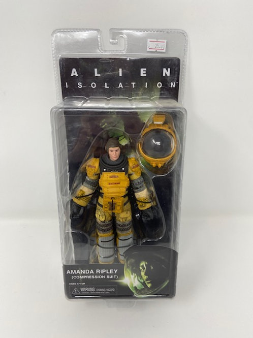 Alien Isolation Amanda Ripley (Compression Suit) Neca