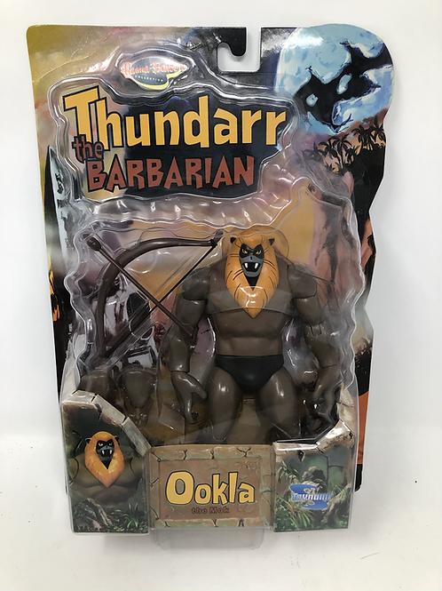 Thundarr the Barbarian Ookla Hanna Barbera Toynami