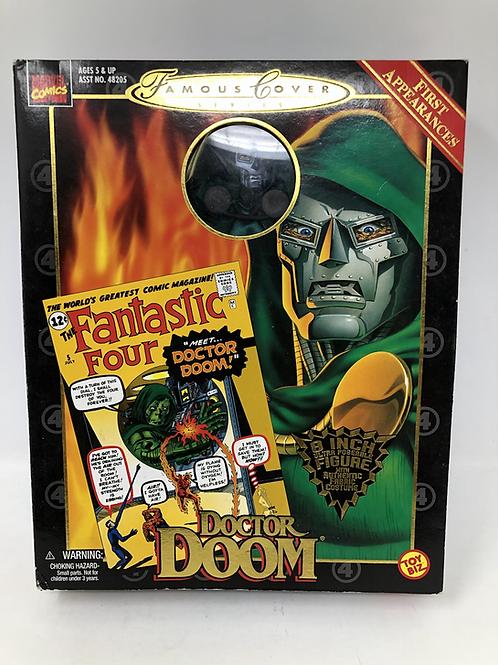 "Famous Covers Marvel Doctor Doom 8"" Toybiz"