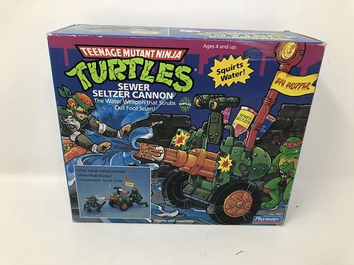 Tmnt Teenage Mutant Ninja Turtles Sewer Seltzer Cannon Playmates