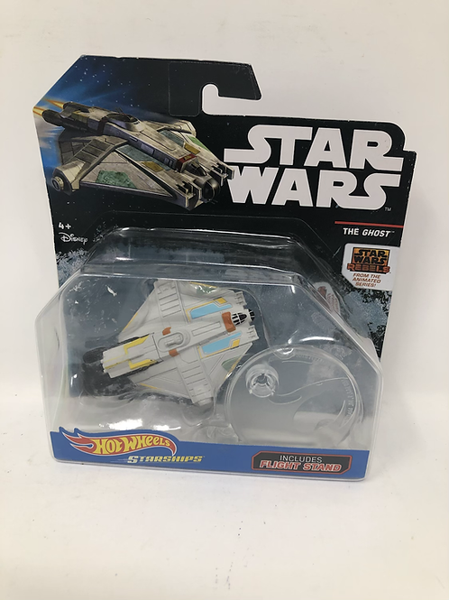 Star Wars Hot Wheels Rebels Ghost