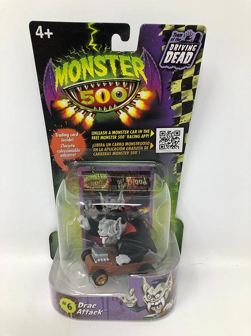 Monster 500 Drac Attack Monster Car