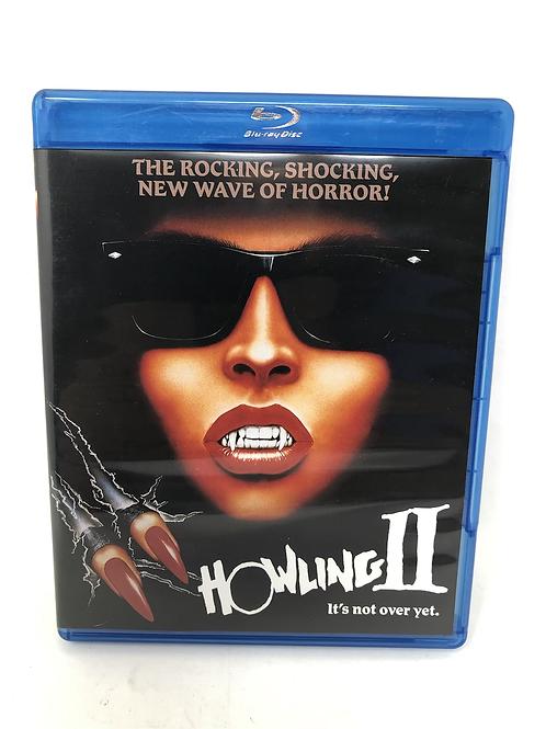 Howling II Blu Ray Rare