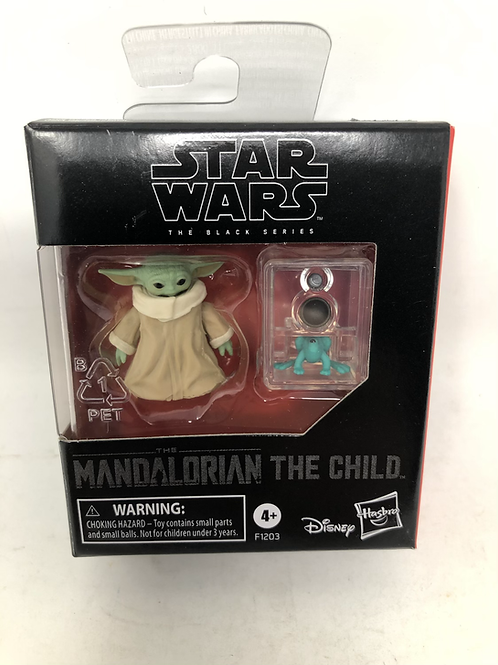"Star Wars Black Series Mandalorian 2"" The Child Hasbro"