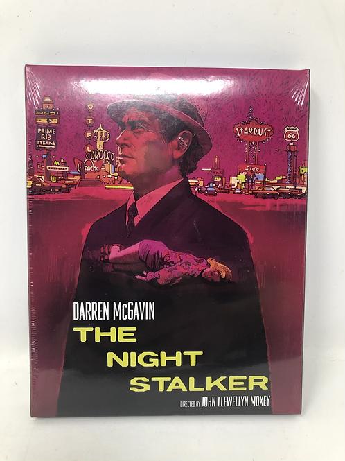 The Night Stalker New Blu Ray