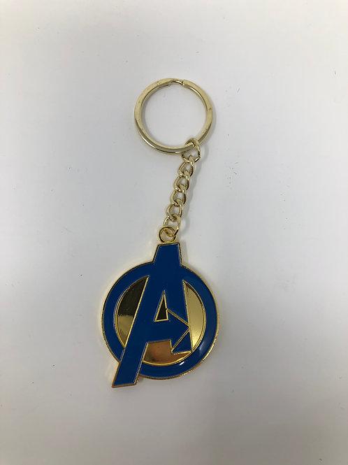 Avengers Double Sided Key Chain Marvel