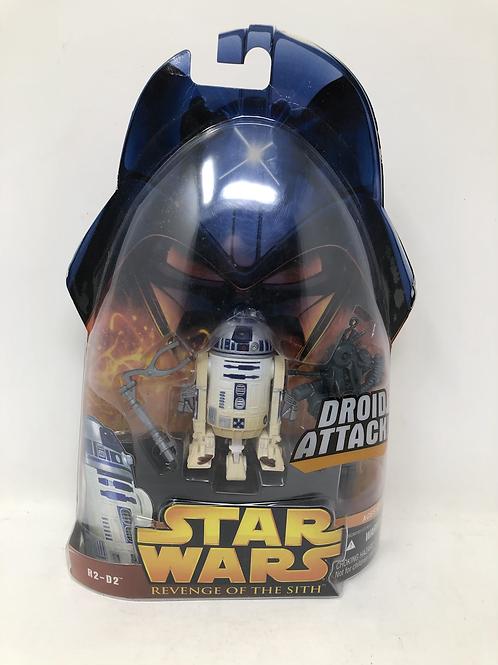 Star Wars R2-D2 ROTS Droid Attack Hasbro