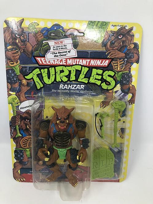 Tmnt Teenage Mutant Ninja Turtles Rahzar  1989 Vintage Playmates