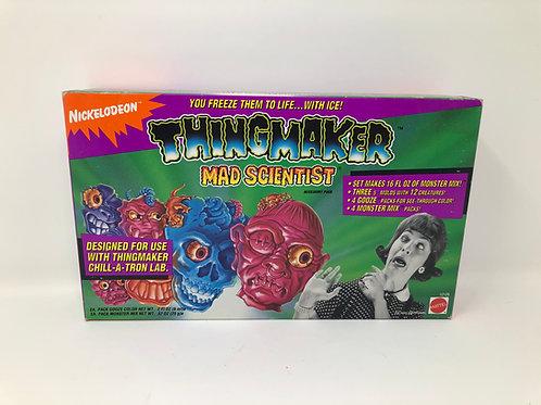 Thingmaker Mad Scientist 1994 Nickelodeon Mattel