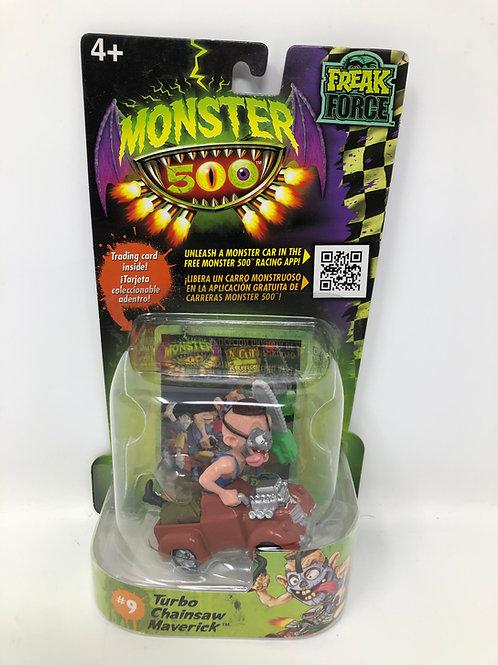 Monster 500 Turbo Chainsaw Maverick Monster Car