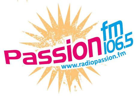 Rendez-vous le 1er mai 2018 sur Radio Passion!