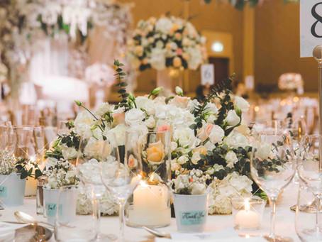 Najla's dream wedding