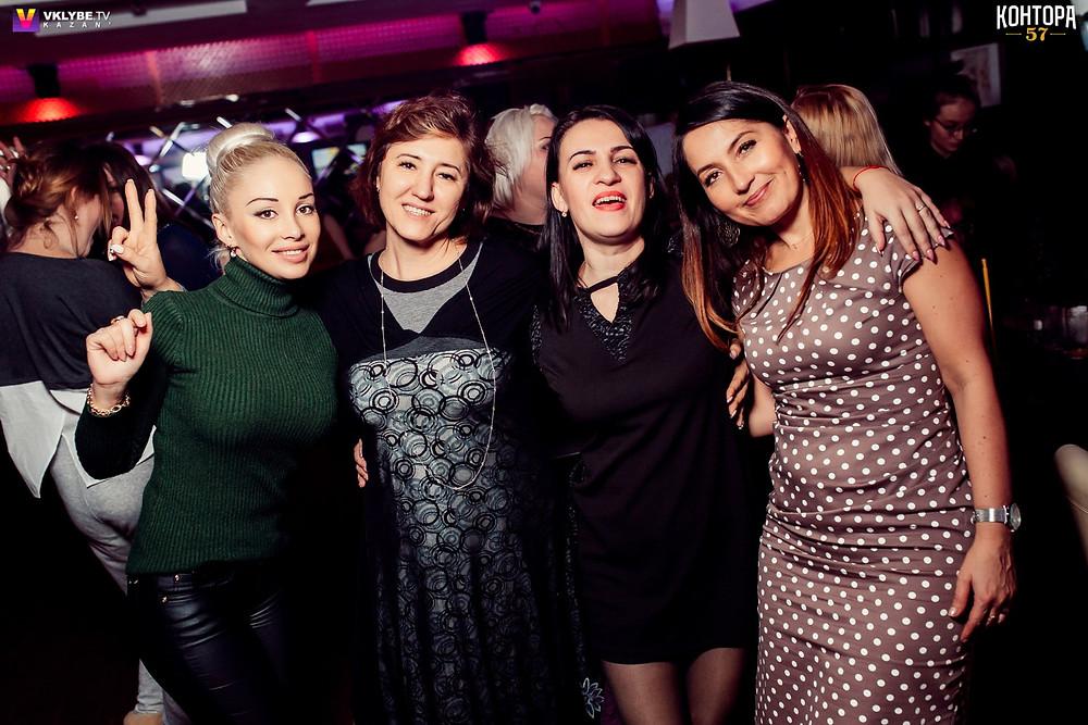 Куда пойти в Казани с друзьями