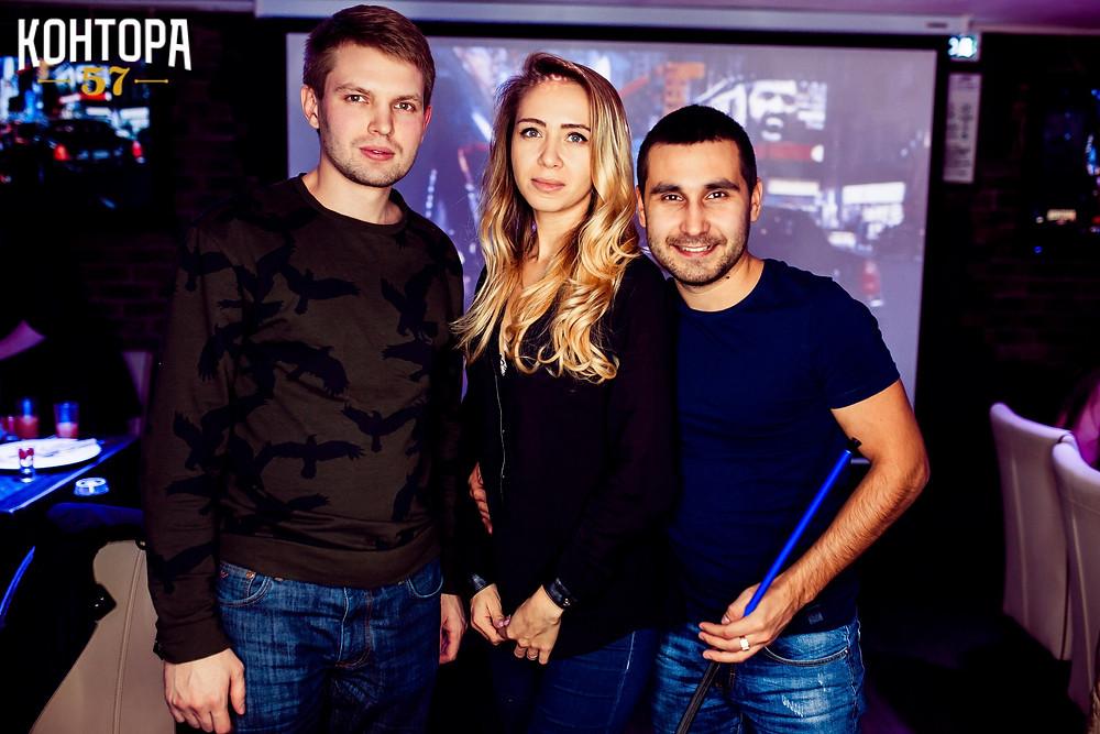 Новогодняя ночь в баре Казань