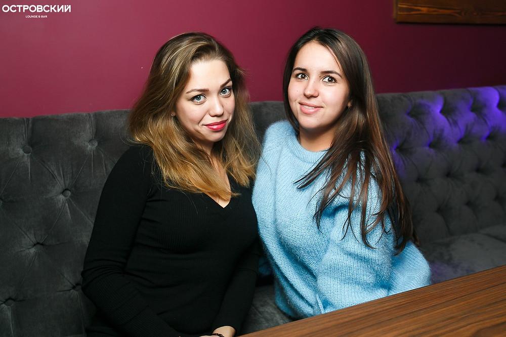 Где провести новый год с подругой Казань
