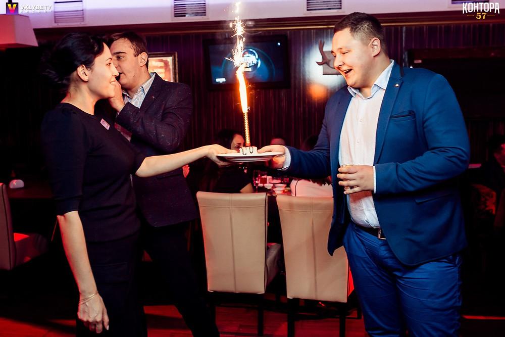 Где отметить день рождения 42 Казань