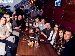 - 30 % на весь алкоголь ресторана Казань