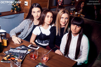 -30% на все меню в пятницу ресторан в Казани