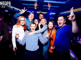 Новогодние корпоративы рестораны Казани
