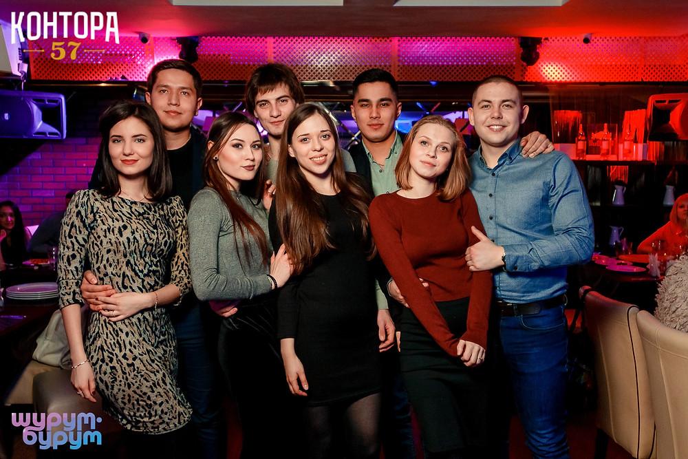 Где отметить день рождения 31 Казань