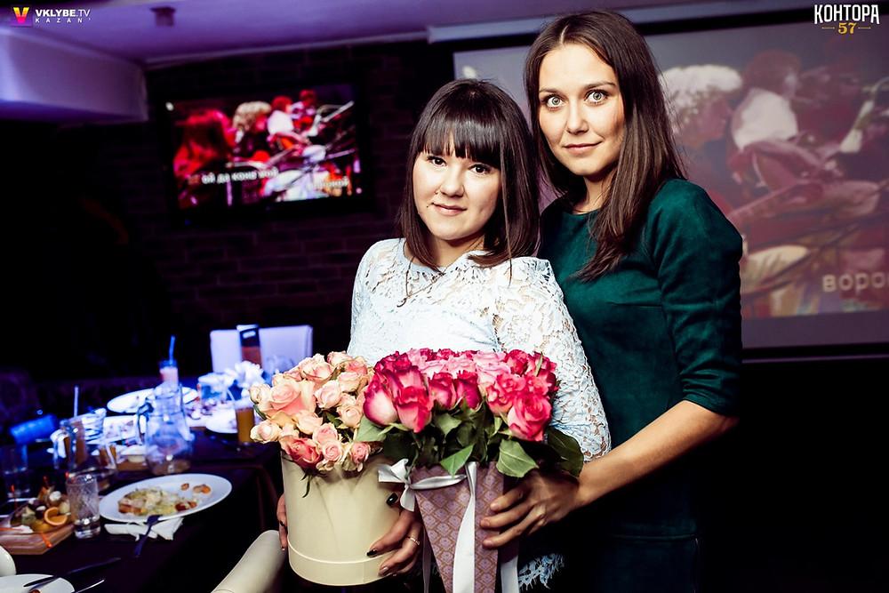 Скидка на день рождения караоке клуб Казань