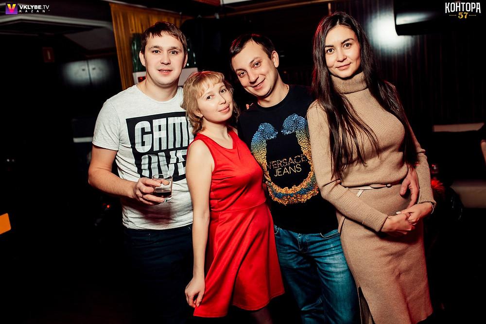 Куда пойти в Казани в феврале