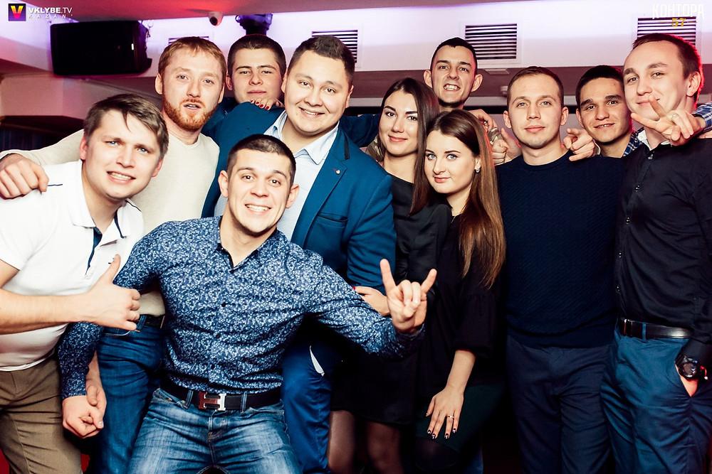 Где отметить день рождения 19 Казань
